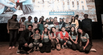 Max Pictures Gelar Lomba V-Log #ilovemysenior