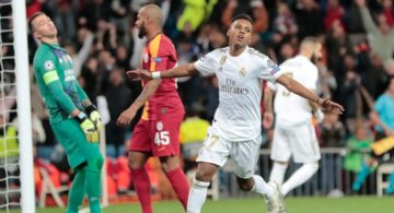 Hasil Pertandingan Real Madrid vs Galatasaray