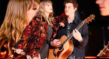 Taylor Swift – Lover (Remix) feat. Shawn Mendes