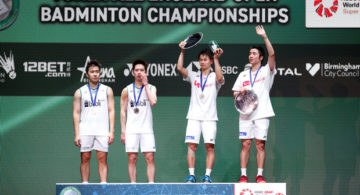 Ganda Putra Gagal di All England, Warning Bagi PBSI