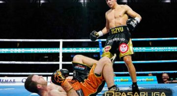 Hasil Duel Tim Tszyu vs Jeff Horn