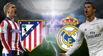 Prediksi Atletico Madrid vs Real Madrid 29 September 2019
