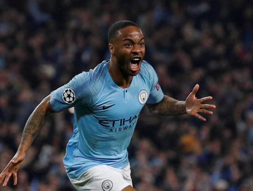 Raheem Sterling Man of the Match Manchester City vs Dinamo Zagreb