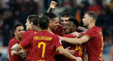Hasil Pertandingan AS Roma vs Brescia