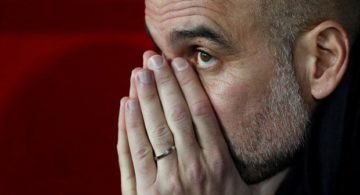 Guardiola Pasrah Disebut Gagal