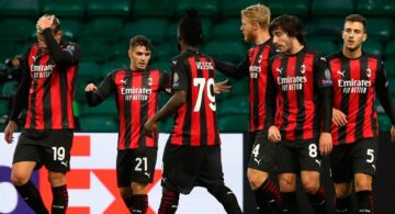 Hasil Pertandingan Celtic vs AC Milan: Skor 1-3